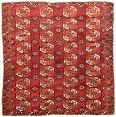 Saryk Main Carpet 230 x 224 cm 7ft 7in X 7ft 4in