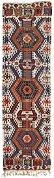 Anatolian Kilim 382 x 112 cm (12ft. 6in. X 3ft. 8in.)