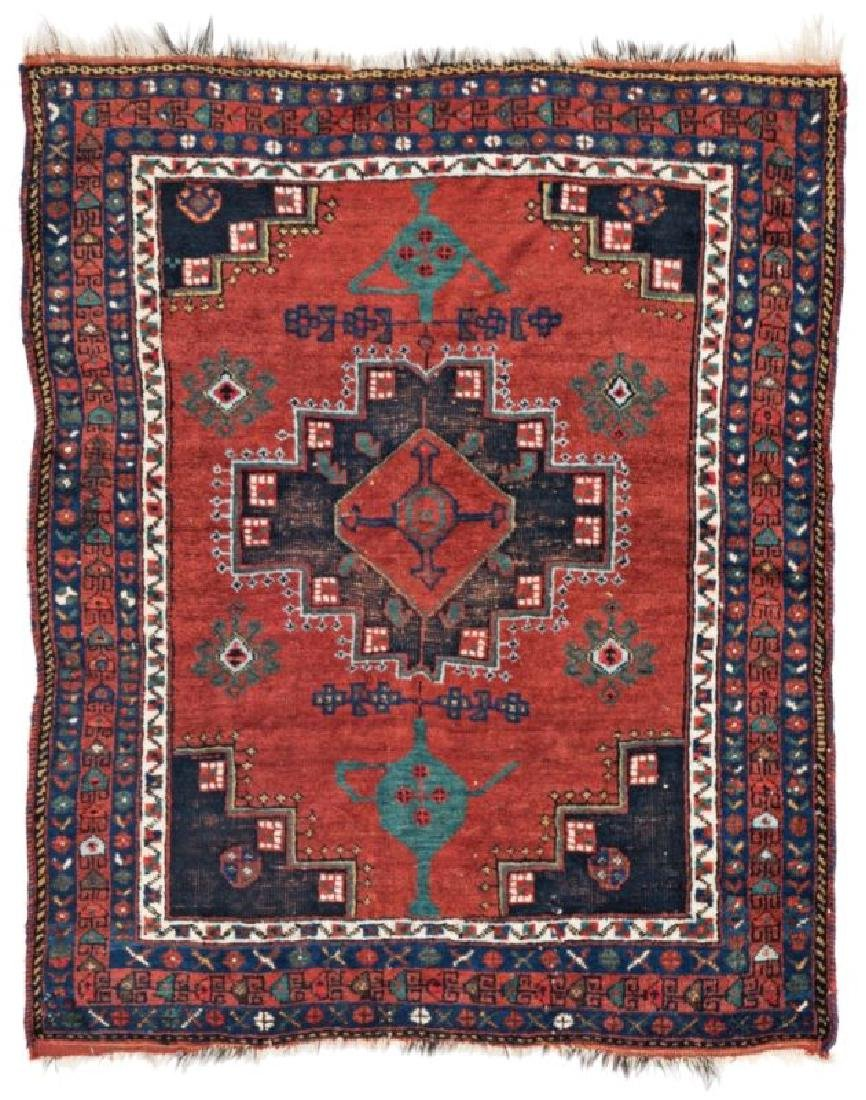 Afshar 130 x 105 cm (4ft. 3in. X 3ft. 5in.) Persia, ca.