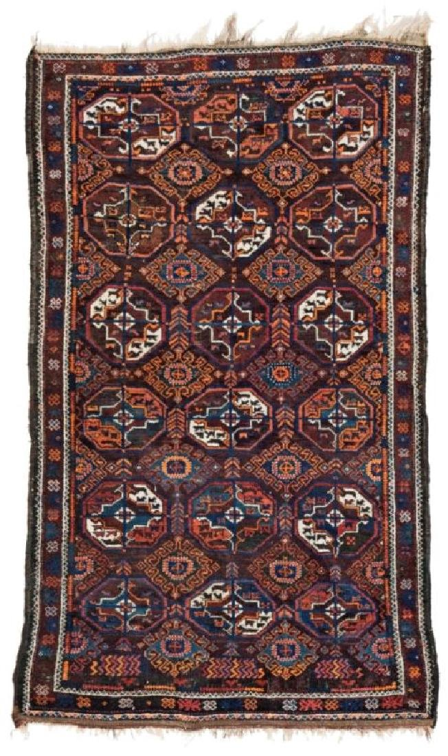 Baluch 179 x 102 cm (5ft. 10in. X 3ft. 4in.) Persia,