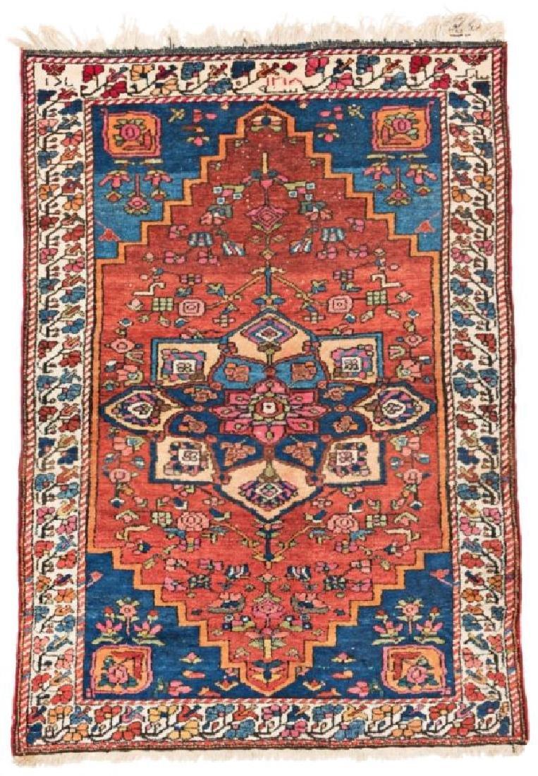 Tafresh 188 x 132 cm (6ft. 2in. X 4ft. 4in.) Persia,