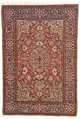 Isfahan 206 x 138 cm (6ft. 9in. X 4ft. 6in.) Persia,