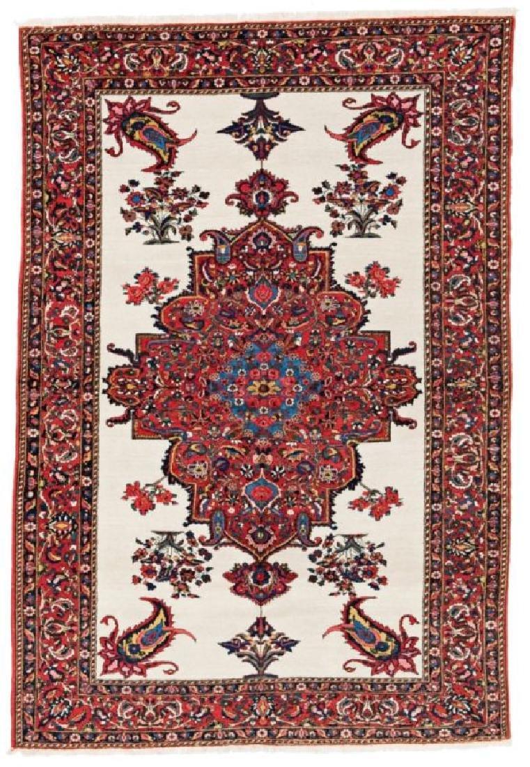 Bakhtiari 218 x 150 cm (7ft. 2in. X 4ft. 11in.) Persia,