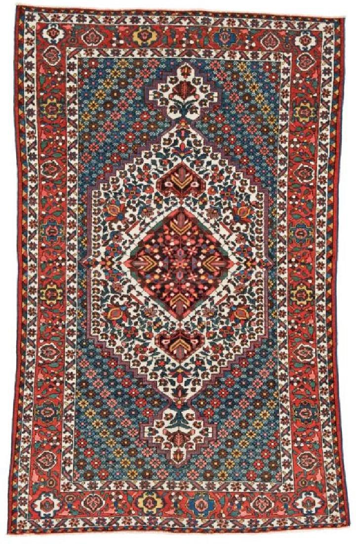 Bakhtiari 204 x 132 cm (6ft. 8in. X 4ft. 4in.) Persia,