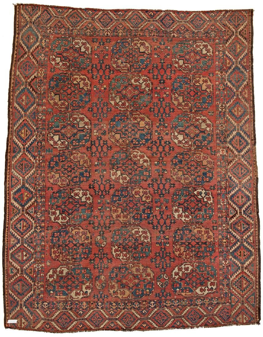 Ersari Main Carpet - 2