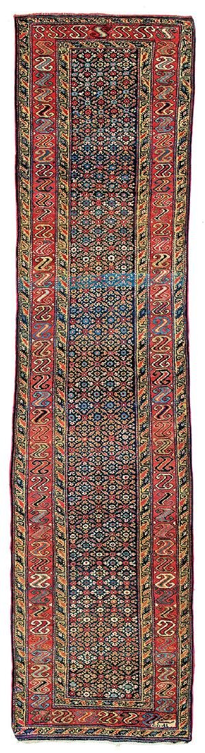 Nothwest Persian Kurdish Rug