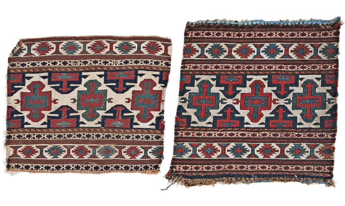 Two Shasavan Sumakh Panels