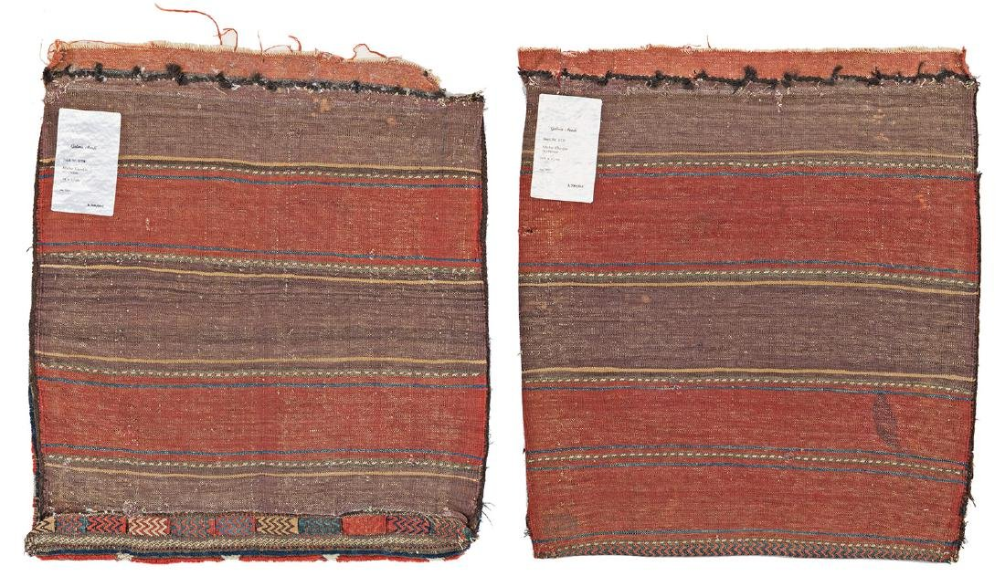 Pair of Baluch Bag Faces - 2