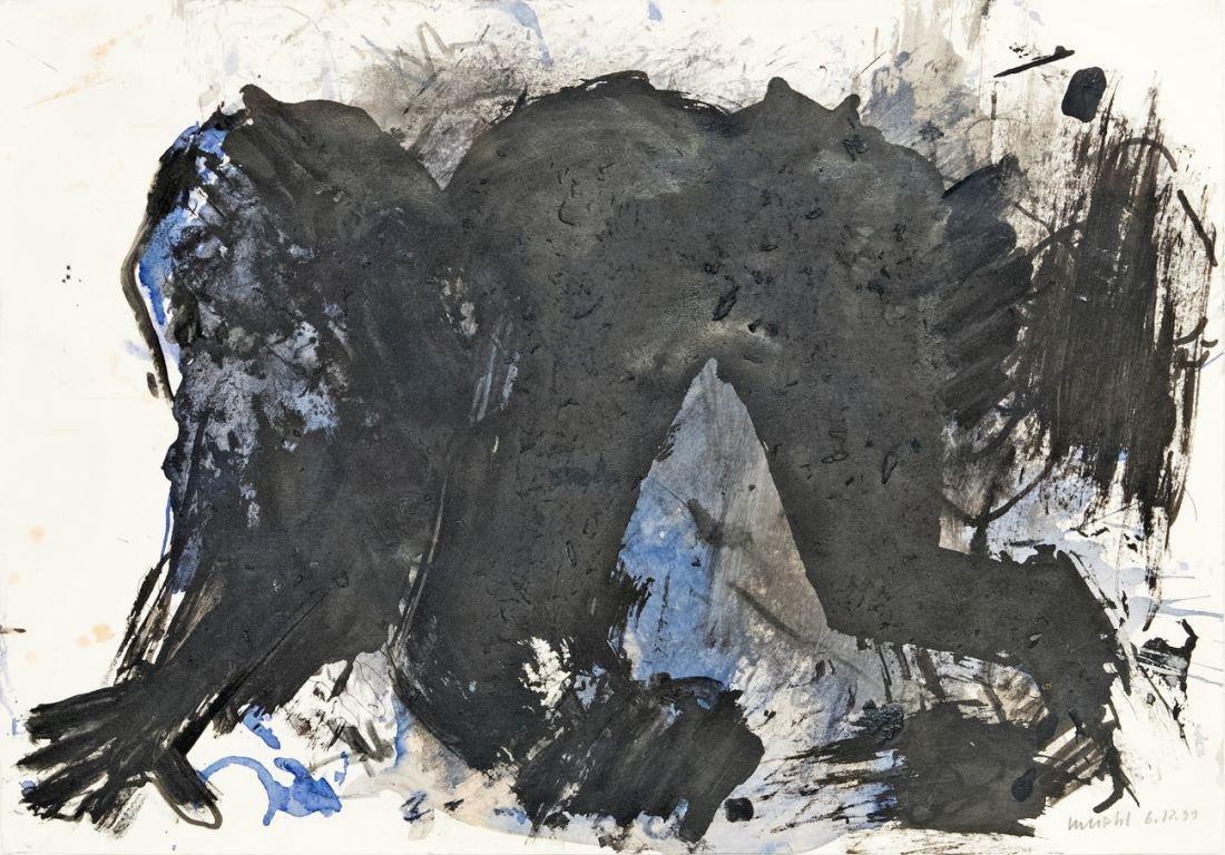 OTTO MUEHL (1925 GRODNAU - 2013 MONCARAPACHO)