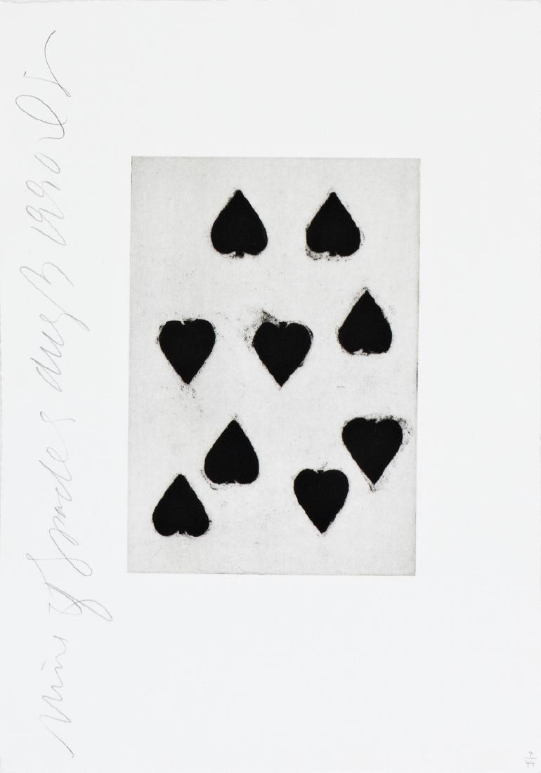 DONALD SULTAN (1951 ASHEVILLE, USA)