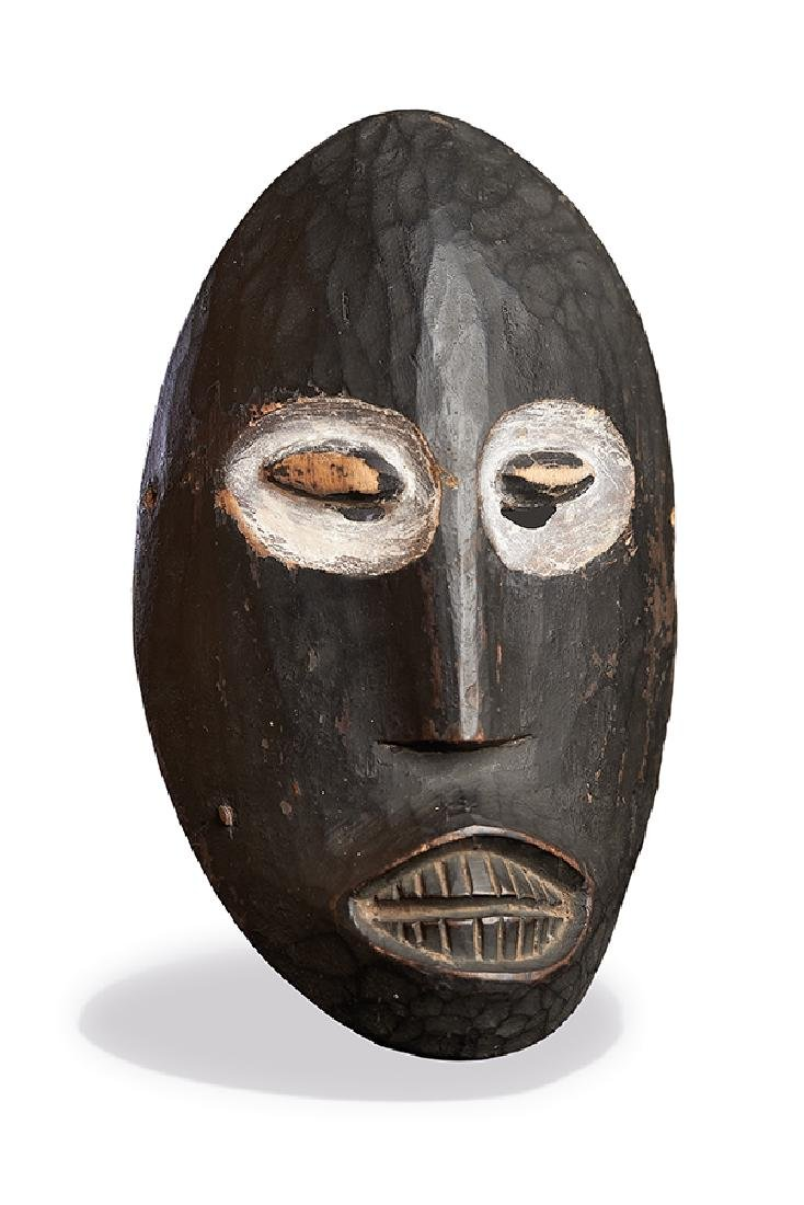 Bahau Mask Indonesia, Kalimantan Dayak Tribe