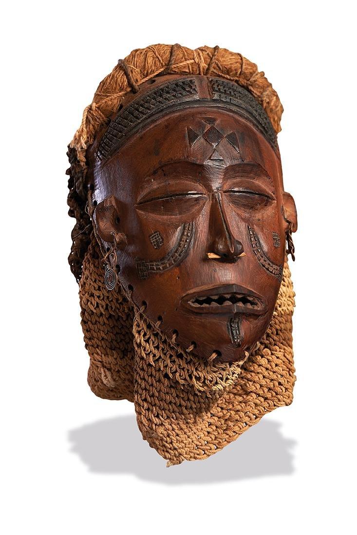 Chokwe Mask Angola