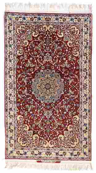 Isfahan Mamoury signed