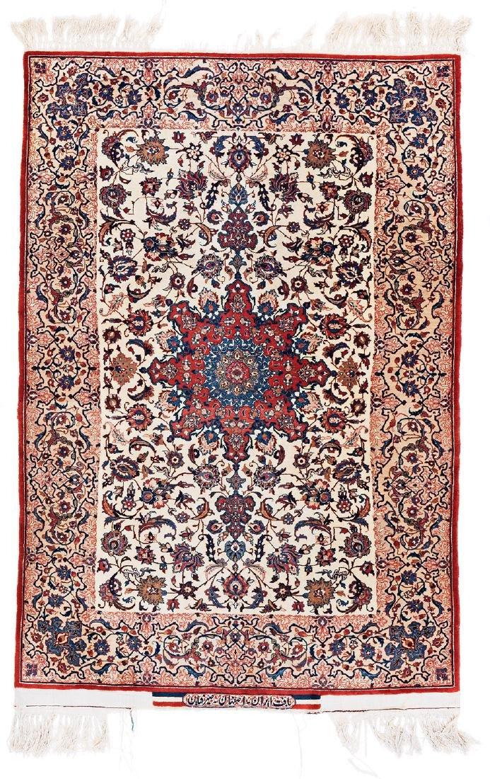 Isfahan Serafian signed