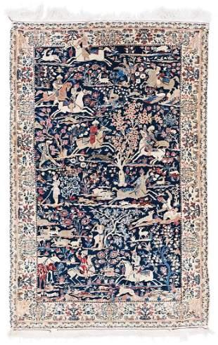 Nain pictorial rug