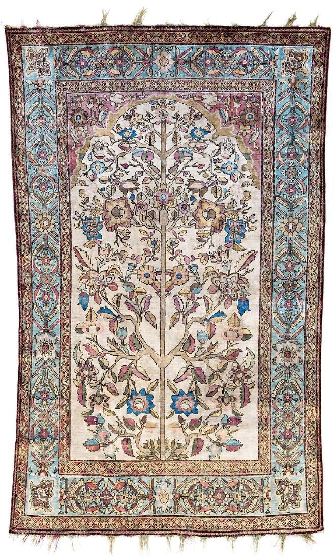 Ferahan silk