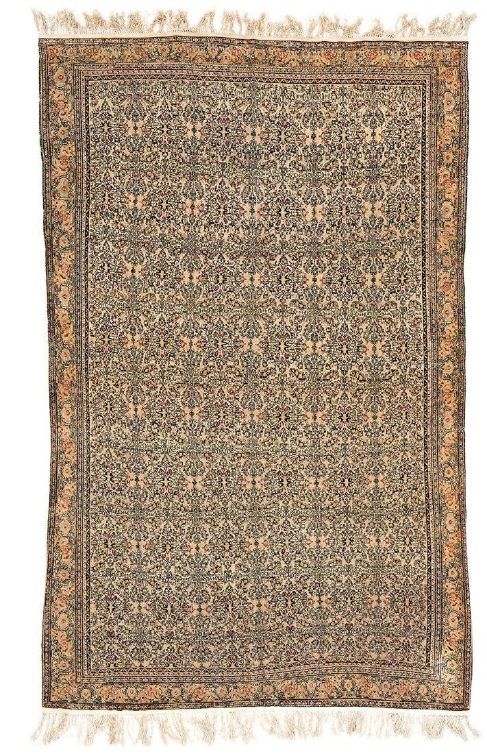 Zilli Sultan Persia second half 19th century 195 x 130