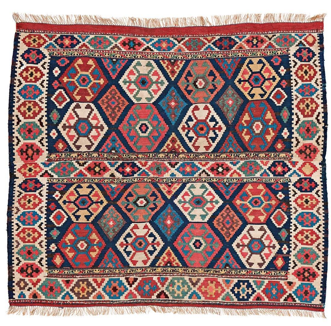 Shasavan Kilim Fragment Persia, ca. 1900 107 x 96 cm