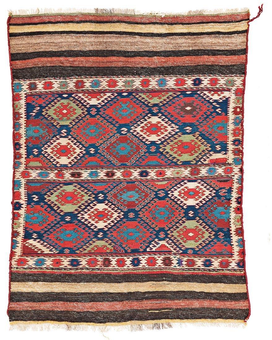 Shahsavan Sumakh Azerbaijan late 19th century 124 x 93