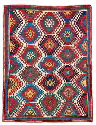 Bordjalu Kazak Caucasus second half 19th century 184 x