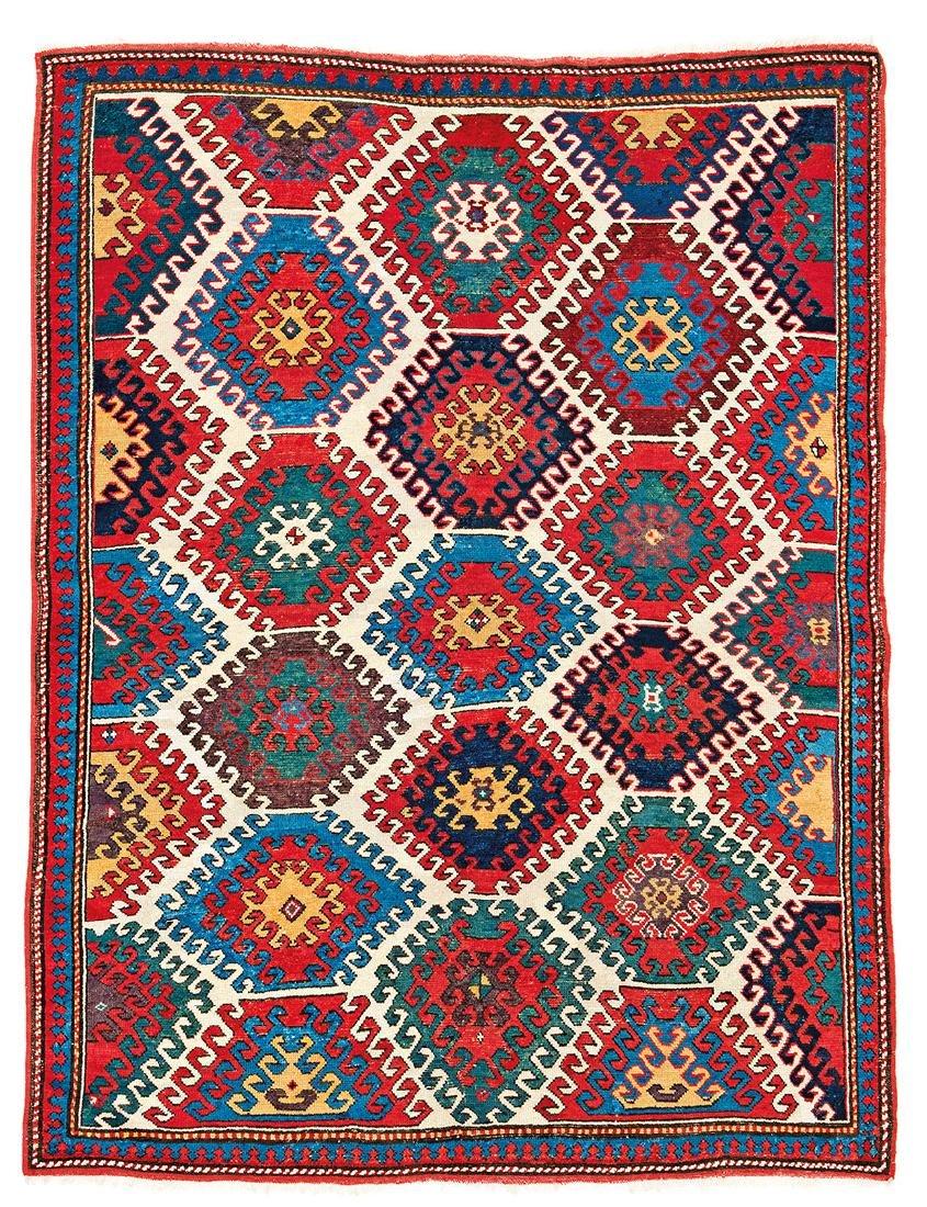 Bordjalu Kazak Caucasus second half 19th century 184 x