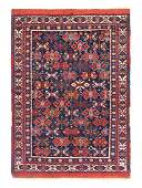 Afshar Persia, late 19th century 5ft. 4in. x 4ft. 0in.