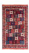 Afshar Persia, ca. 1880 8ft. 7in. x 5ft. 2in.