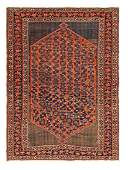 Afshar Persia, ca. 1860 5ft. 9in. x 4ft. 3in.