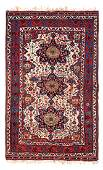 Afshar Persia, ca. 1880 7ft. 8in. x 4ft. 8in.