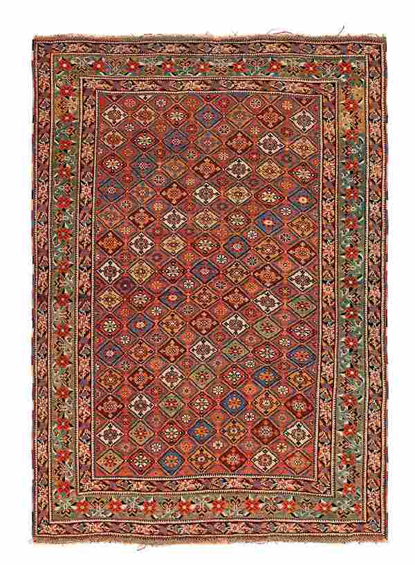 Afshar Persia, mid 19th century 5ft. 7in. x 4ft. 1in.