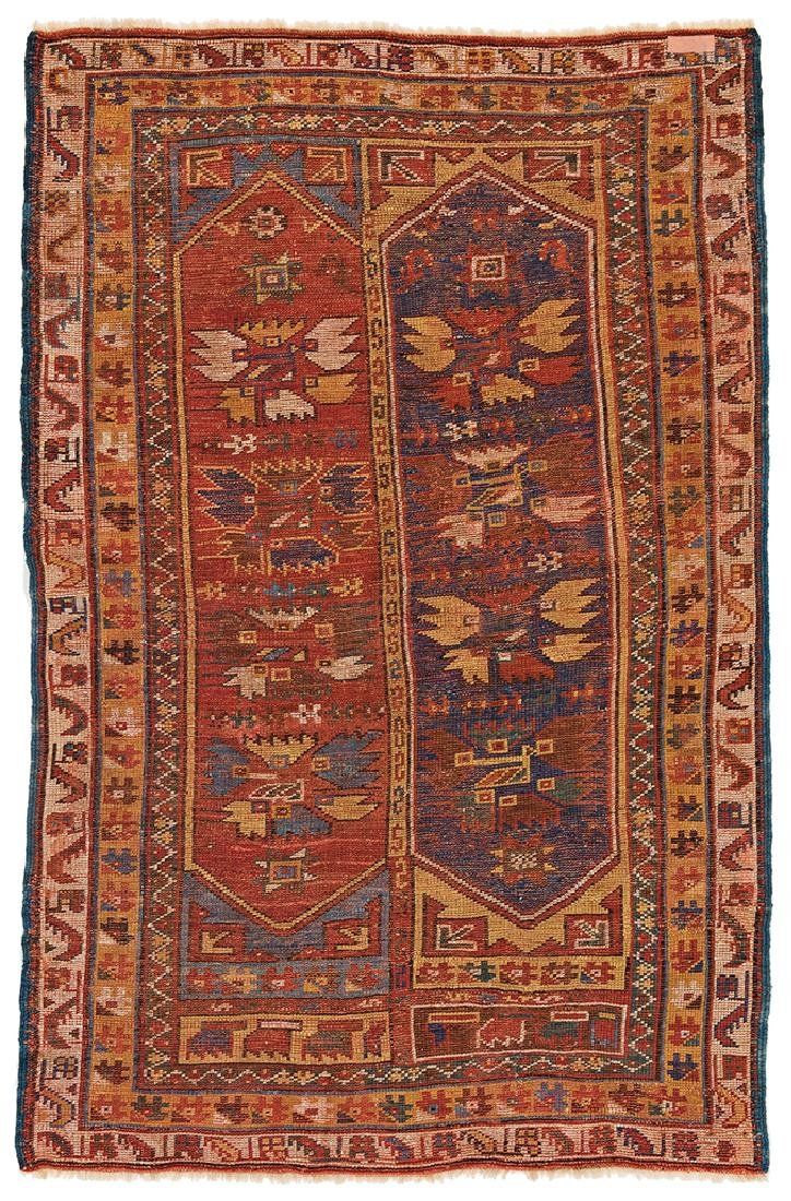 Megri Turkey second half 19th century 171 x 111 cm - 2