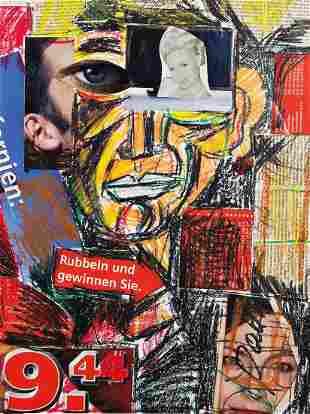 PADHI FRIEBERGER - (1931 WIEN - 2016 WIEN) - o. T.