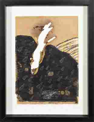 GERHARD GEPP - (1940 PRESSBAUM/WIEN) - o. T.