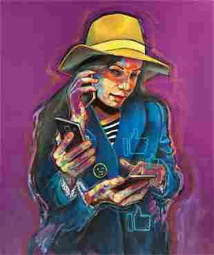 NAOMI DEVIL - (1987 BUDAPEST) - SMARTPHONE 2, 2017