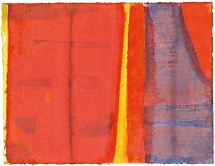 JOSEF WINKLER - (1925 WIEN) - o.T., 2003
