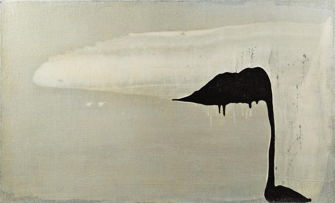 ERWIN BOHATSCH - (1951 MÜRZZUSCHLAG) - o. T., 1999