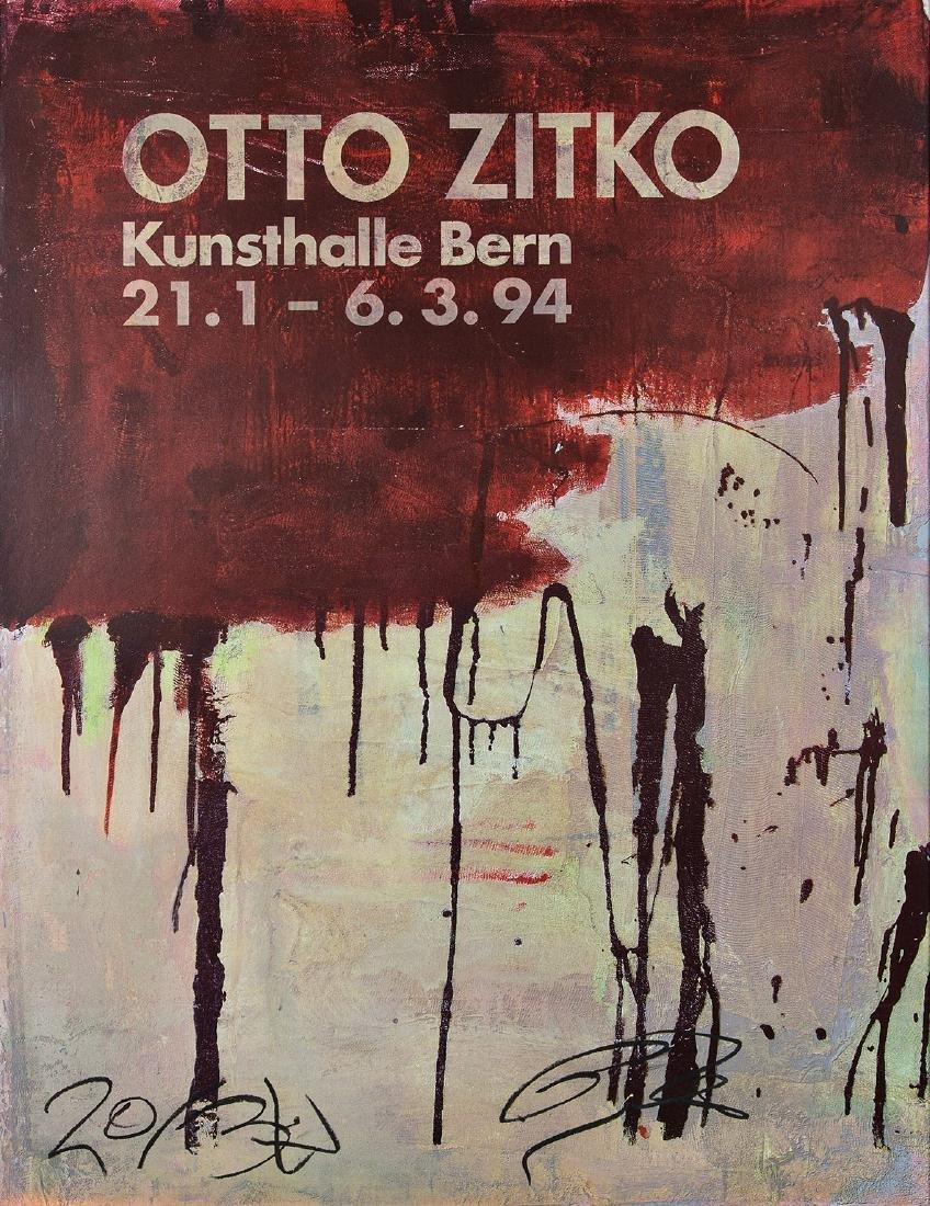 FRANZ WEST - (1947 WIEN - 2012 WIEN) - OTTO ZITKO, 1995