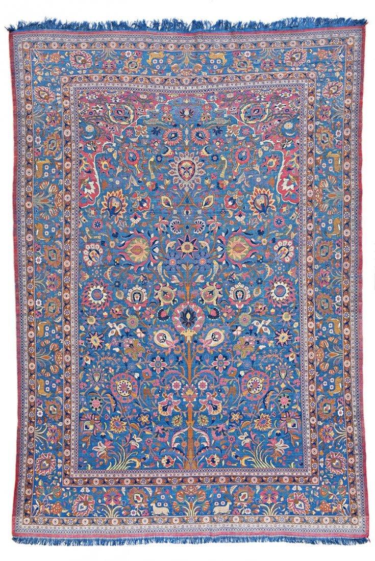 Kashan Souf silk - 2
