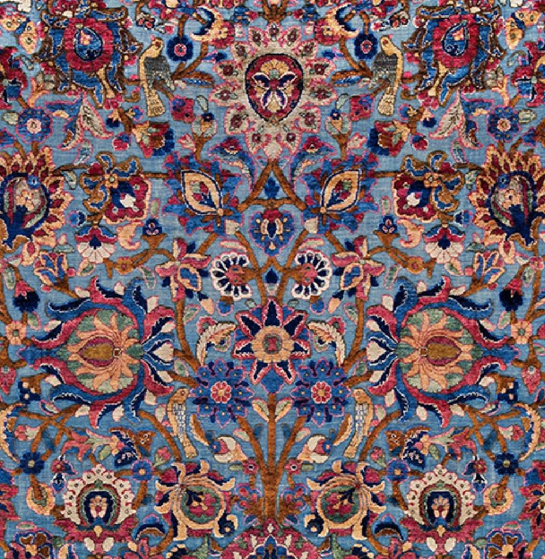 Kashan Souf silk - 3