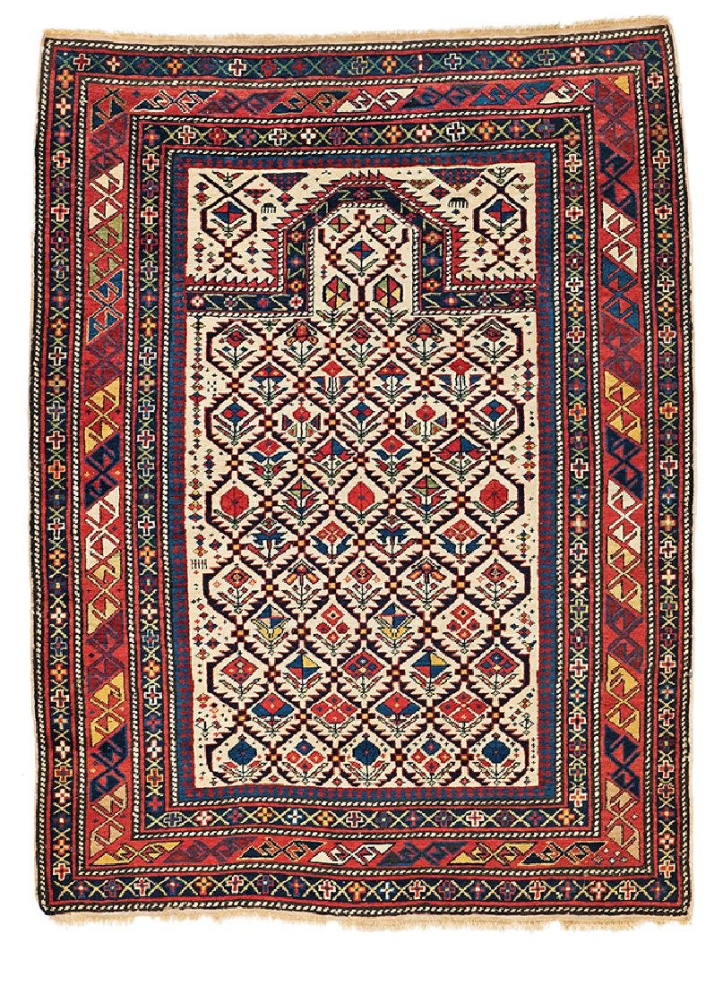 Daghestan Prayer Rug