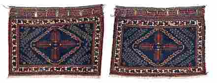 Pair of Afshar Bag Faces