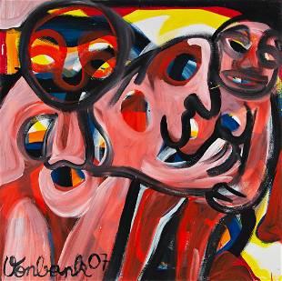 MICHAEL VONBANK 1964 BLUDENZ 2015 WIEN o T