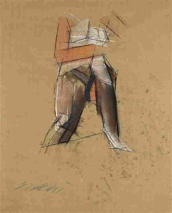 JOSEF MIKL - (1929 WIEN - 2008 WIEN) - o. T., 1971