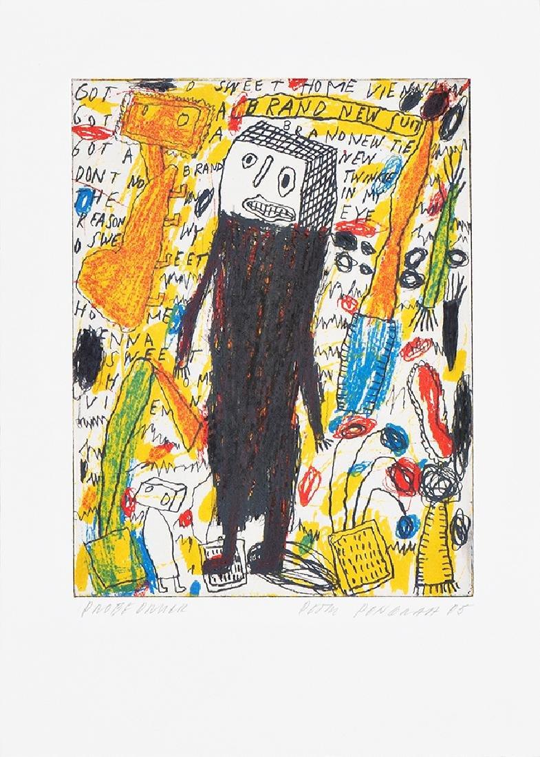 PETER PONGRATZ - (1940 EISENSTADT) - o. T., 2005