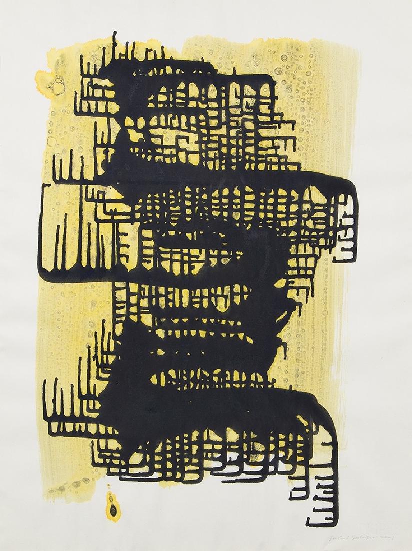 JAKOB GASTEIGER - (1953 SALZBURG) - o. T., 2003