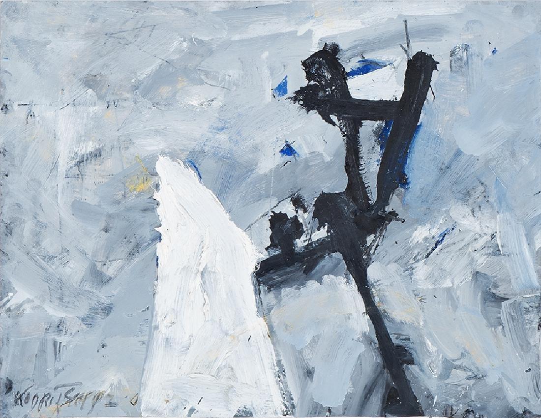 RONALD KODRITSCH - (1970 LEOBEN) - o. T., 1992
