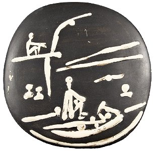 PABLO PICASSO - (1881 MALAGA - 1973 MOUGINS) -