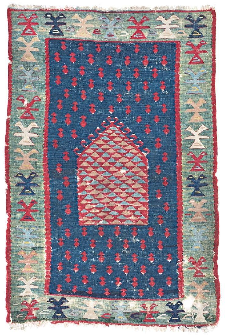 Sarkoy Prayer Kilim