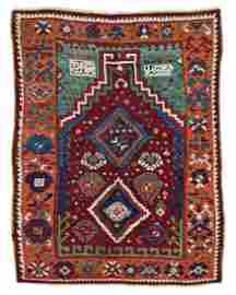 East Anatolian Prayer Rug