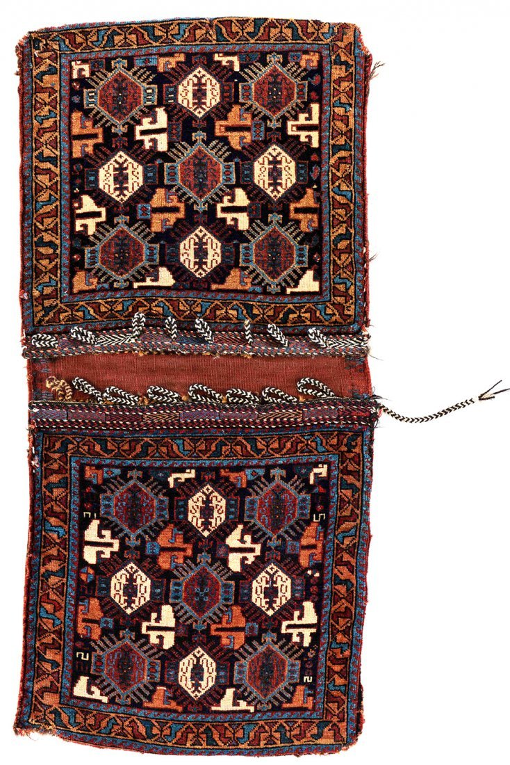 Afshar Double Bag